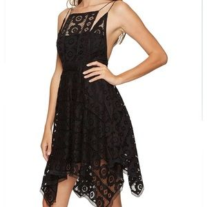 Free People Just Like Honey Asymmetrical Dress